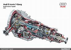 the new audi s tronic seven gears for dynamics and