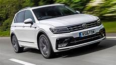 tiguan 2017 r line review the volkswagen tiguan r line top gear