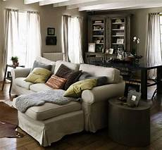 Moderner Landhausstil Wohnzimmer - country style decor ideas mixing modern comfort and unique