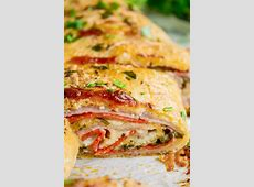 Classic Easy Stromboli Recipe   The Food Charlatan