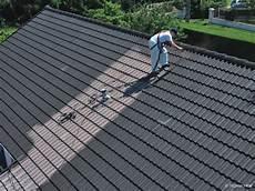 hydrofuge tuile beton peinture hydrofuge color 233 e pour r 233 novation toiture tuiles