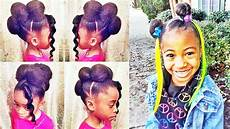 american african little girls hairstyles for natural hair hair ideas youtube