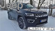 Review 2018 Jeep Compass 2 0 Multijet 140 Ps 4x4 Limited