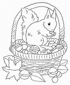 Ausmalbilder Tiere Herbst The World S Catalog Of Ideas