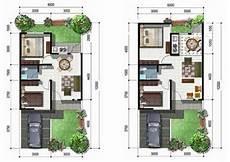 Type Rumah 45 Ideal Untuk Keluarga Kecil Informasi Dan