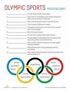 summer sports worksheets 15878 olympic sports olympic idea olympics olympic sports