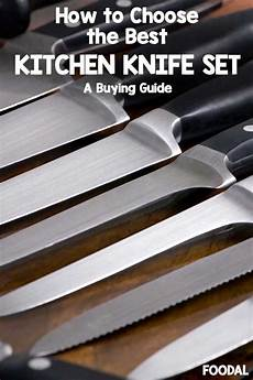 how to buy kitchen knives the best kitchen knife sets of 2019 a foodal buying guide