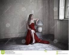 old fashioned beauty royalty free stock photography