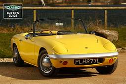 Lotus Elan 1963 '74 Buyer's Guide What To Pay And