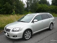 toyota avensis 2 2 d cat kombi technical details history