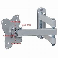 swing tv videosecu articulating swing arm lcd led tv wall mount
