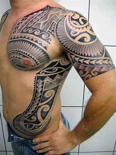 top 40 best tribal rib tattoos for men manly ink design