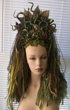 medusa hair costume costume hair google search medusa headpiece medusa halloween medusa costume