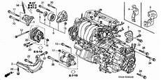 2001 Honda Crv Engine Diagram Automotive Parts Diagram