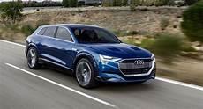 autos mit erhöhter sitzposition 2017 audi plant e offensive neue elektromodelle bis 2020
