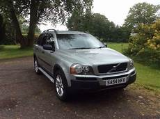 volvo xc90 d5 se awd 2005 54 in stirling gumtree