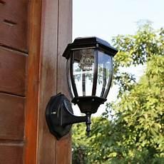 seductive black 11 high cheap small outdoor solar led wall light beautifulhalo com