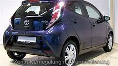 Toyota Aygo X Play Touch 068642 Neptunblau Metallic