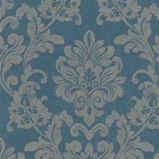 tapeten blau tapete vlies blau barock padua marburg 56154