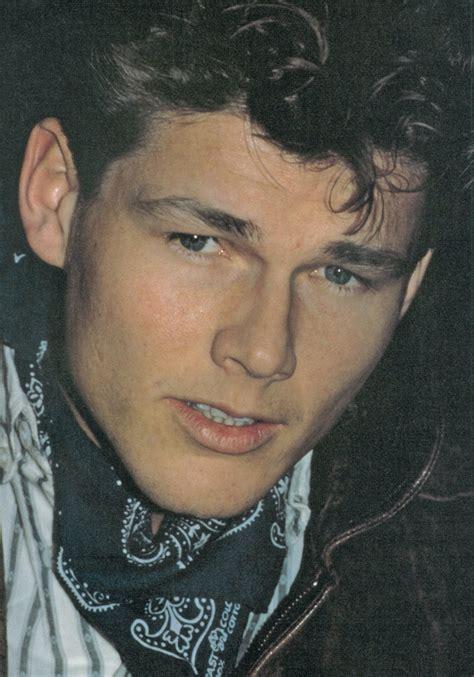 Morten Harket Young