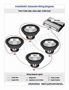 2 Ohm Dvc 12 Quot Subwoofer Wiring Diagram by How To Wire Speakers To Your S 10 Forum