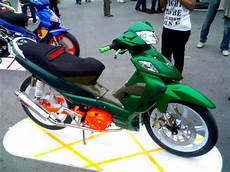 Modifikasi Shogun R by Gambar Modifikasi Motor Shogun R 110 Modifikasi Motor
