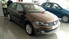 Volkswagen Vento New Model Toffee Brown Colour