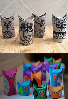 Toilet Paper Roll Crafts Kubby
