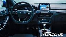 2019 Ford Focus St Line Interior