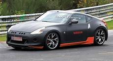 new nissan z could retro inspired design and 400 hp