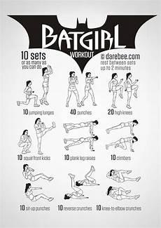 bauch beine po das batgirl bbp workout macht ganz schnell