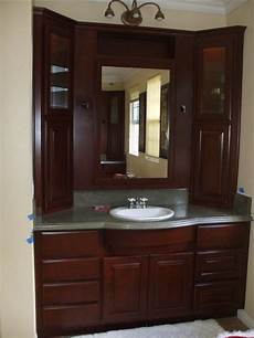 Custom Bathroom Vanity Pictures by Get A New Bathroom Vanity Woodwork Creations