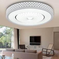 augienb led round flush pendant ceiling light
