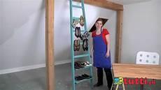 Garderobe Aus Leitern bastelanleitung schuhregal aus einer alten leiter