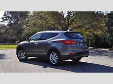 2015 Hyundai Santa Fe Sport Review