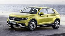 Vw Polo Based Compact Suv Rendering
