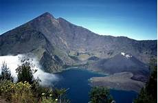 Rinjani Mountain National Park West Nusa Tenggara Visit