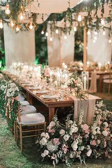 This Thailand Wedding Has Us Falling In With Floral Arbors All Again
