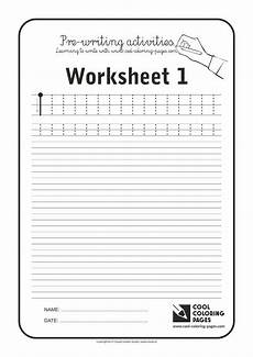 writing activity worksheets for grade 1 22845 cool coloring pages pre writing activities cool coloring pages free educational coloring