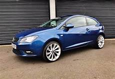 2013 Seat Ibiza 1 4 Se Blue 3 Door Coupe Finance Available