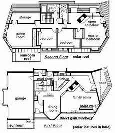 passive solar house floor plans passive solar house plans northeast this could be cool
