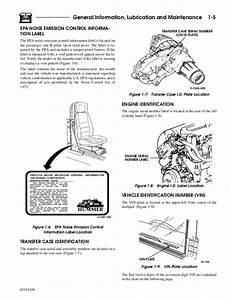 hummer h1 1997 service repair manual hummer h1 1997 service repair manual