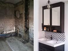 salle de bain à l ancienne sweet home la salle de bain en noir et blanc avec