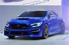subaru wrx 2019 concept wrx concept styling may transfer to production impreza