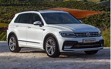 2016 Volkswagen Tiguan R Line Za Wallpapers And Hd