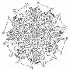Malvorlagen Mandala Herbst Pin Auf Malvorlagen