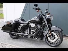 Harley Davidson King by 2017 Harley Davidson Road King Special Black Wchd