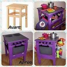 Fabriquer Une Cuisine Pour Enfant Sous Une Etoile