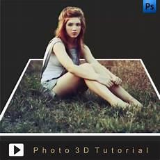 Belajar Desain Keren Mengubah Foto Dengan Efek 3d Di