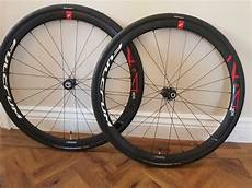 fulcrum racing 4 db road disc wheelset fitted with